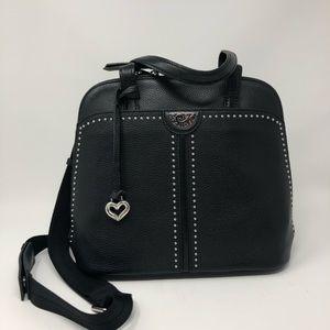 Handbags - Black leather Brighton bag